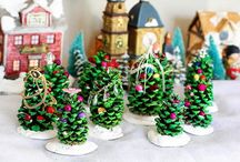 recycled DIY for kids Christmas / Things kids can enjoy making for christmas