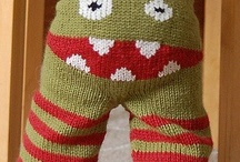 Knitting for baby/toddler
