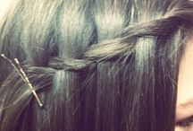 hair / by Elsa Cann