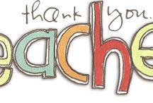 teacher treats / by Letty Arciniega