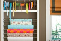 DIY :: Storage Ideas / Storage ideas for big and small items. / by Simply Designing {Ashley Phipps}