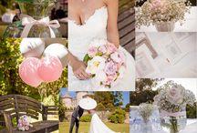 MARIAGES MOOD BOARD / Un petit échantillon des mariages 2014 organisé par Version Luxe Evenements