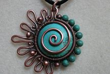 Wire wrapping - inspirations