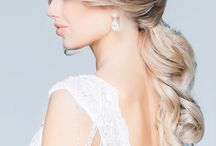 Lovely Wedding Hairstyles