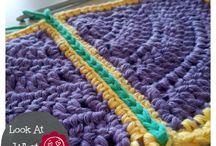Yarn - Joining Squares