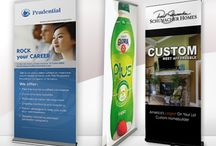 Banner Stands / Banner Stands  Retractable Banners  Pop Up Banners  Trade Show Banners  Display Banner  Rollup Banners  Telescopic Banners  Cut Out Shape Banners