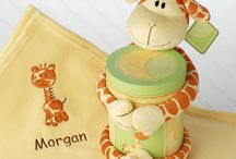Neutral Baby Blankets - Personalized Baby Shower Gifts /   We know that not everybody finds out the sex of their baby and that some people just prefer gender-neutral baby items. We also know that a baby blanket doesn't have to be pink or blue to be special. We have a wide selection of soft and cuddly neutral baby blankets that will pamper the baby in your life. / by Personalized Baby Gifts, Baby Blankets & Nursery Bedding