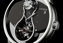 Watches: Cacheux / Cacheux - Haute-Horlogerie - www.cacheux-watches.com