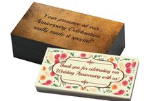 Wedding Invitation Gifts
