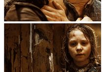 Les Mis /                         -:(o):-  Do you hear the people sing?       Singing the song Of angry men.       For we pray For one day more                        -:(o):-