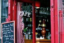 cafe shops