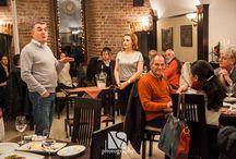 WINE tastings @AMPHORA / Wine tasting events at Enoteca-Restaurant Amphora