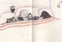 Illustrators | Kitty Crowther, Wolf Erlbruch
