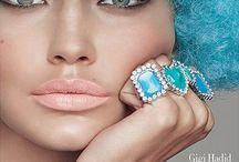 Italian Vogue makeup