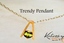 Katariya Jewels Pendant Collections