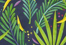Jungle Dekor