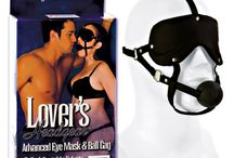Blindfolds / Take a pick from our vast collection of the finest blindfolds, eye masks and ball gags youd love to use for that added sensuality. We ship internationally.