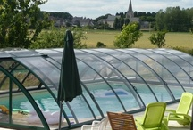 Well-being stays - Touraine Loire Valley / Here are the accommodations which will allow you to spend a stay 100% relaxation! Each of them are equipped with a spa, hammam or sauna and sometimes of a warmed swimming pool.