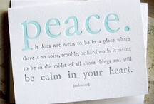 Quotations/Inspiration / by Lee Ann Gemmingen