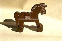 wooden folk toys