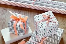 Style ~ Gift wrapping