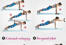 Sport / Oefeningen - quotes - motivatie - fitgirl