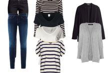 Minimalist Closet + Looks