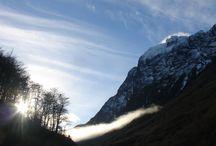 Montanha - Mountain -  Montagna