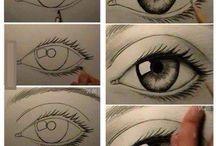 Рисунки поэтапно