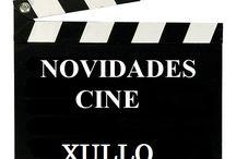 Cine XULLO 2016 / Novidades CINE na Biblioteca Anxel Casal XULLO 2016
