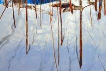 mountain paintings