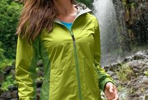 Rain & Wet Weather Performance Gear / Stay dry when the weather turns sour in this technical and stylish rain gear.  / by Eddie Bauer