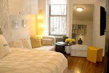 small room interior
