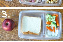 School Lunch Ideas for Toddlers / by Chrystie at Money Saving Sisters