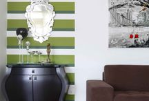 Walls / Color, Texture, Wallpaper. All what we can use on your walls.