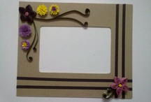 Quilling Frames