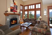 Taluswood - The Heights #13 / Taluswood - The Heights #13 is 3 level, 4 bedroom and 3.5 bathroom townhome located high on Whistler Mountain next to the Dave Murray downhill run and offers luxury and comfort with unparalleled scenic views of the valley.