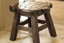 seats and stools / by beth dontje