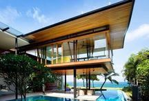The House / houses of unique design