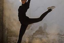 Forest Ballerina Shoot
