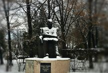 Statues of Cotroceni