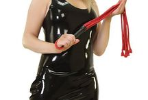 Whips, crops and toys / A mishmash of fun items meant to be used on the most fortunate of submissives :)