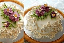 Cake decorating videos⚜️