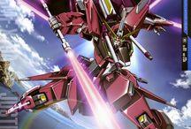 Gundam Mechanic Robotic
