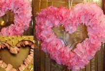 Valentine crafts / by Natasha North