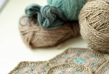 Knitty about Crochet / Crochet and knitting inspiration