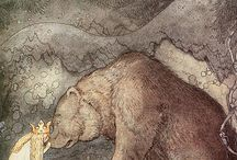 John Bauer illustrations