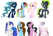 adoptable mlp ponies