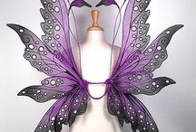 Fairy Wings / Inspiration, DIY, simply wings <3