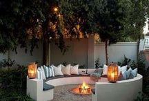 Outdoor Inspirations / Ideas for outdoor/yard designs.